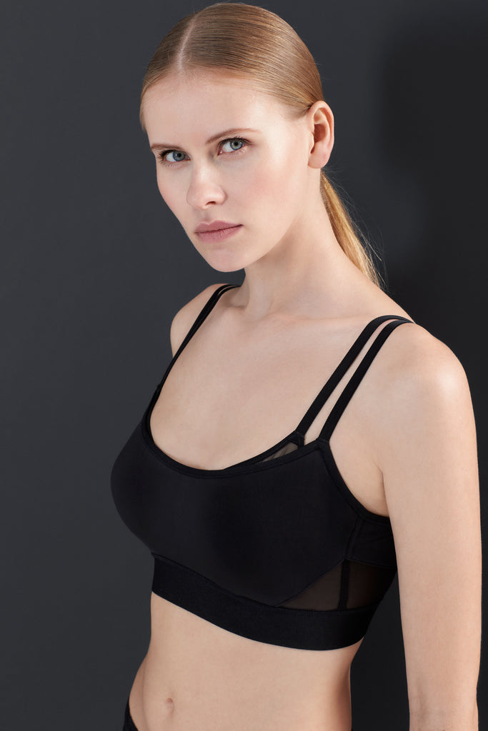 Natori Gravity Sports Bra Black