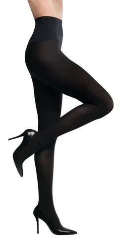 Commando Ultimate Opaque Matte Tights Black
