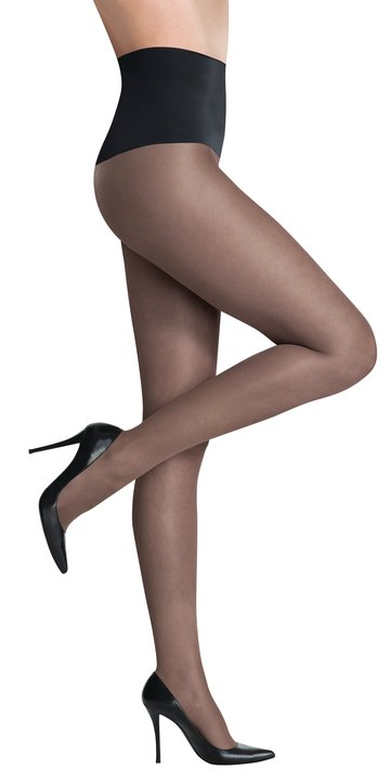 Commando The Keeper Sheer Tights Black