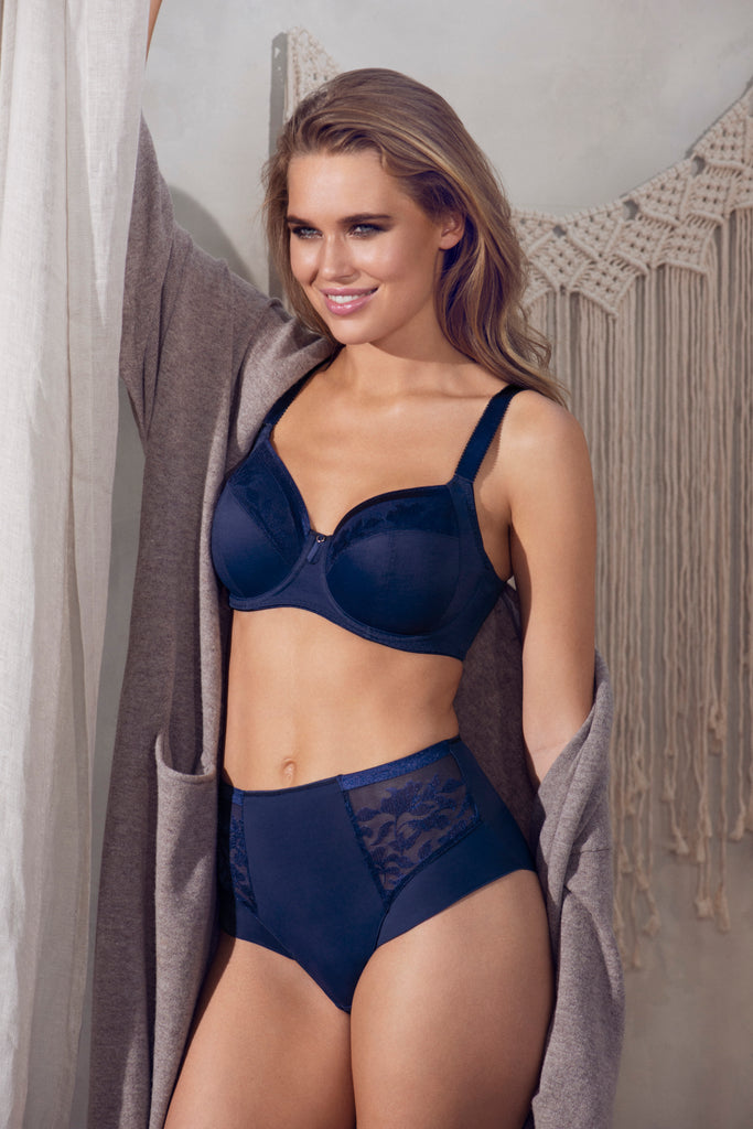 Fantasie Illusion Bra Navy