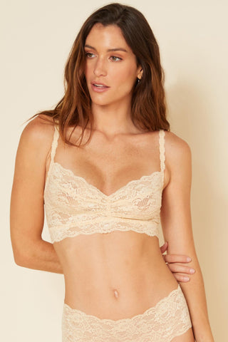 Cosabella Never Say Never Sweetie Bralette Blush