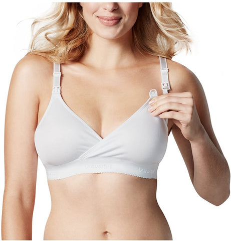 Bravado Designs Original Nursing Bra v1 White