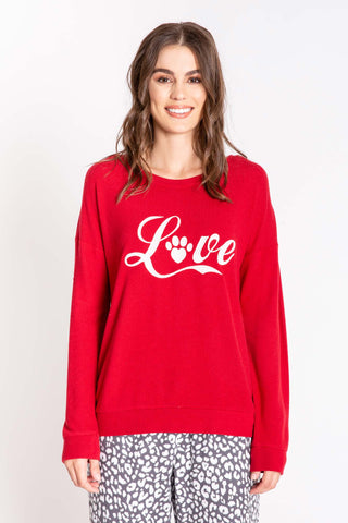 P.J. Salvage Love Top