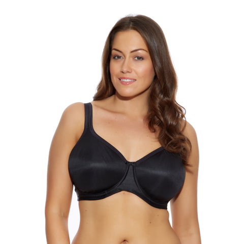 Elomi Smoothing Underwire Bra Black