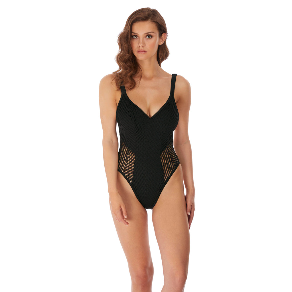 Freya Soft Cup Convertible Swimsuit Night
