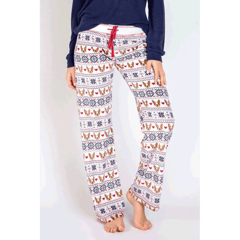 P.J. Salvage Dog Mama Fleece Pant