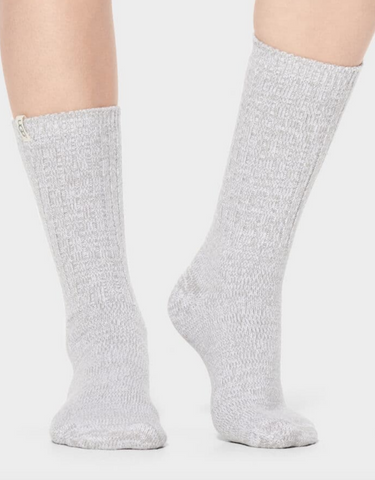UGG Ribbed Socks Seal