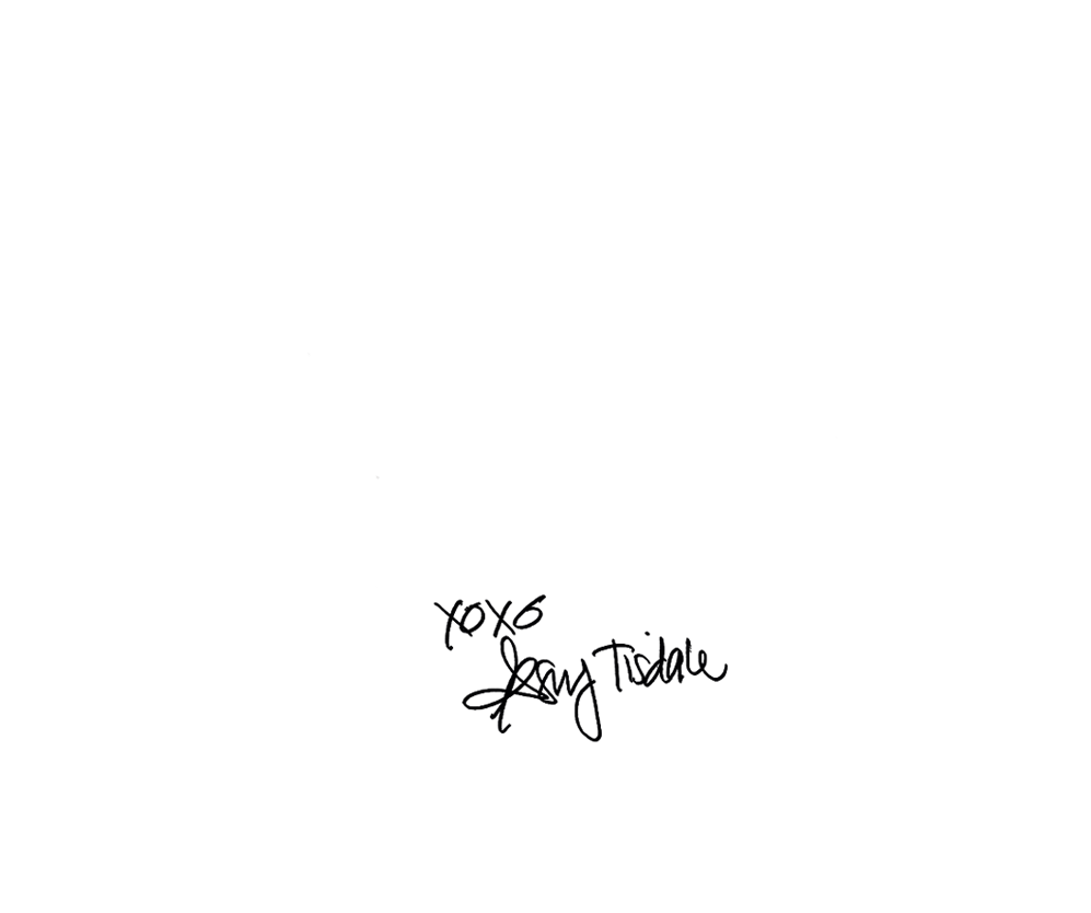 Signorelli X Ashley Tisdale Coming Spring 2016