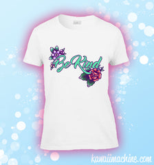 Be Kind Unless You Can Punch a Nazi Pastel Goth Tshirt