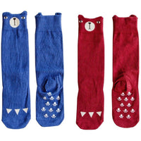 Mini Dressing Bear Knee socks