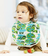 Elodie Details Baby Bib - Retro Revolution Light