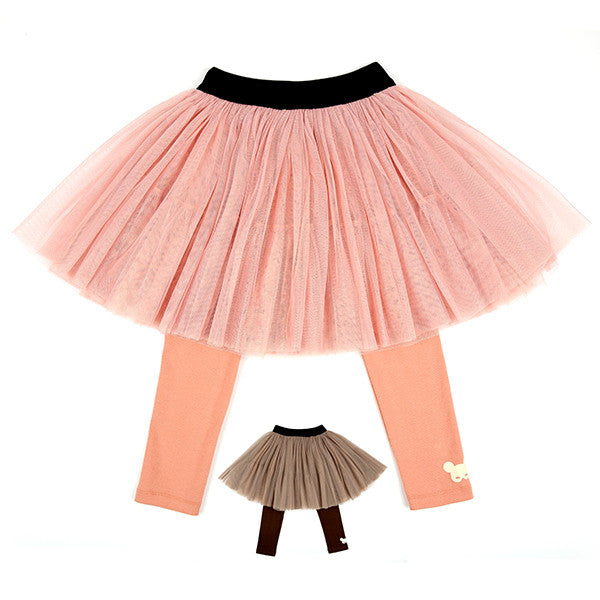 Bebedepino Tutu skirt leggings PK