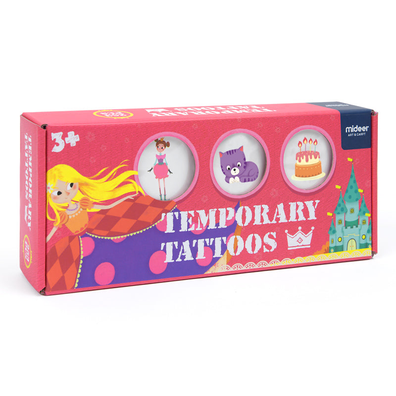 Mideer Temporary Tattoos - Fantastic
