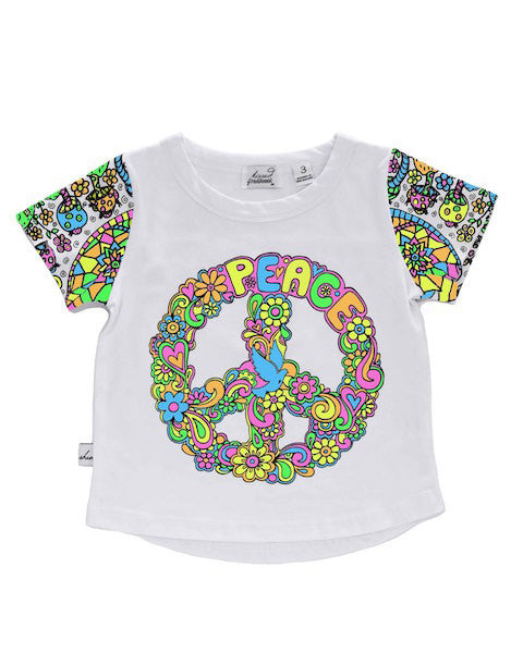 Radicool Kids In Colour Tee
