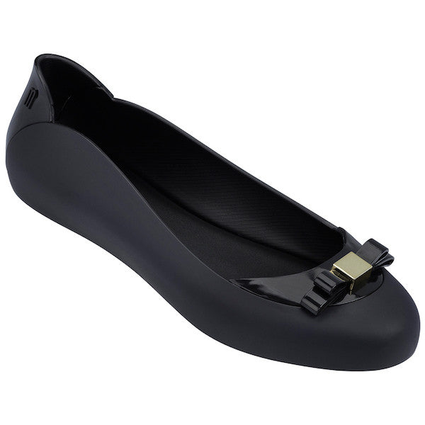 Melissa Pump It Black Matt