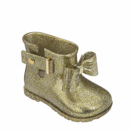 Mini Melissa Sugar Rain Bow Gold Metallic