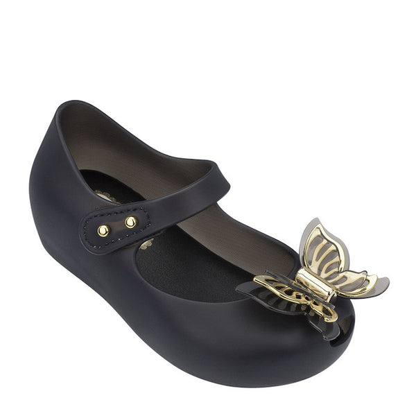 Mini Melissa Ultragirl Fly Black Matt