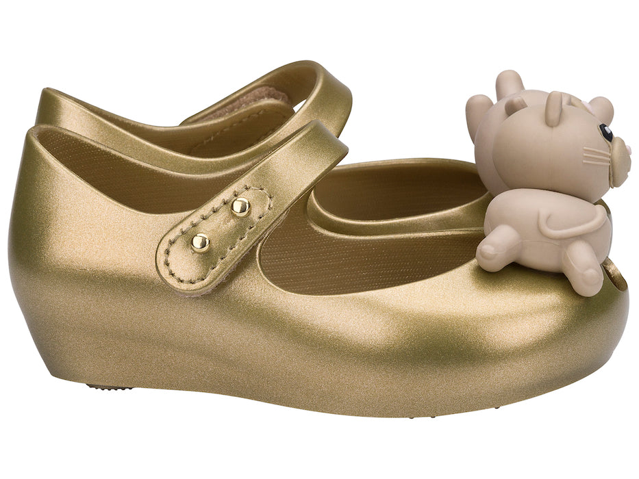Mini Melissa Ultragirl Mini Cat Gold