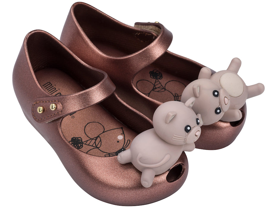 Mini Melissa Ultragirl Mini Cat Copper