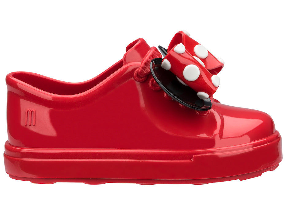 Mini Melissa Be + Minnie Red