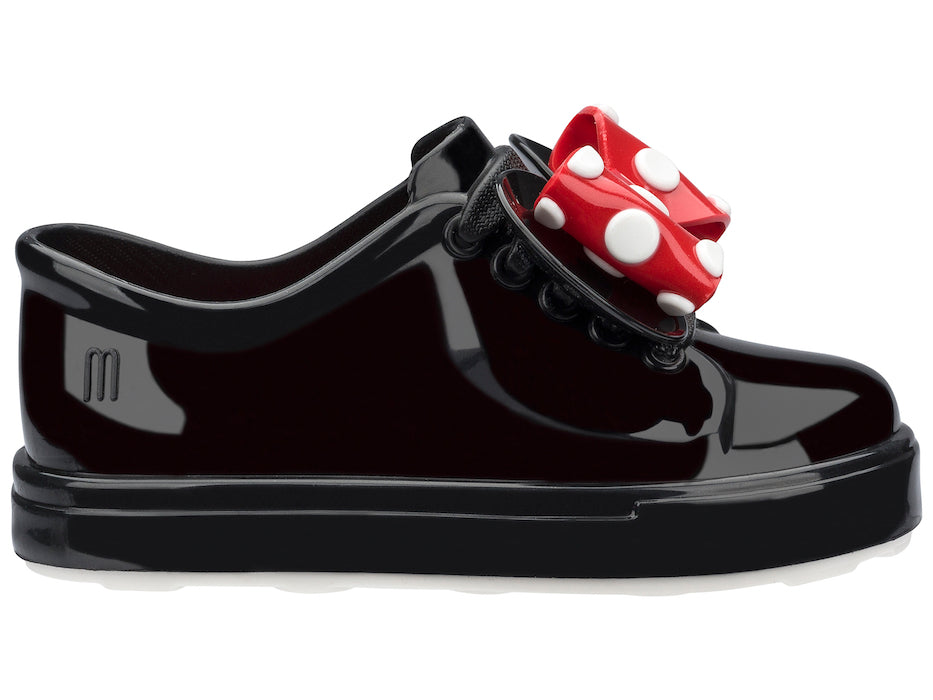 Mini Melissa Be + Minnie Black
