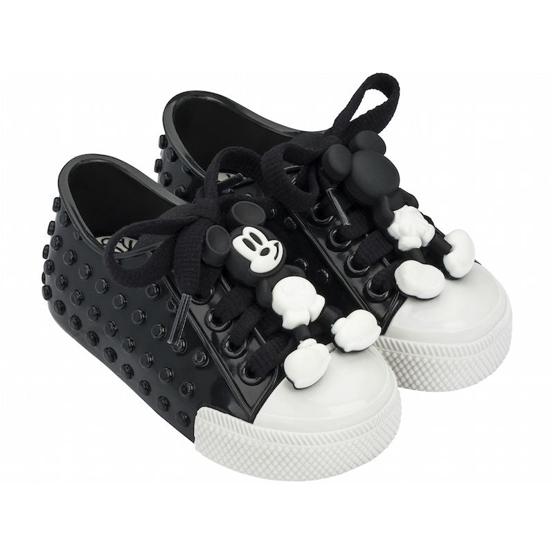 Mini Melissa Polibolha + Disney Black