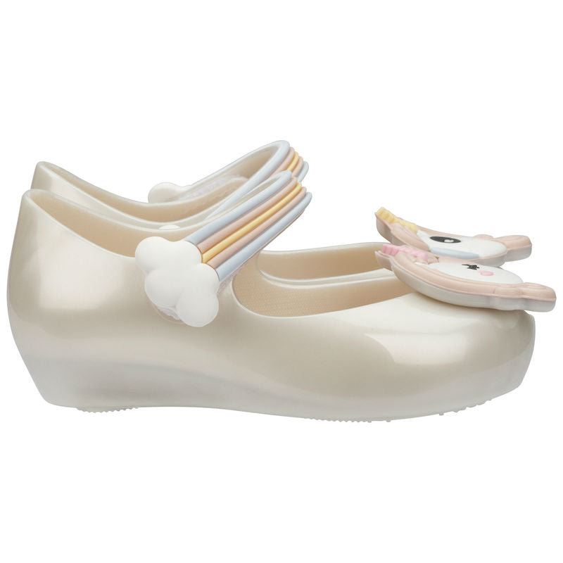 Mini Melissa Ultragirl Unicorn BB Pale White Gloss