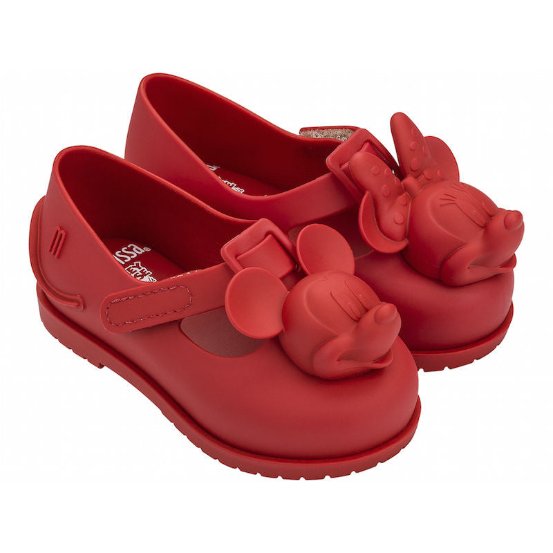 Mini Melissa Disney Classic Baby Red