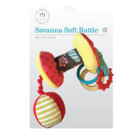 Manhattan Savanna Soft Rattle