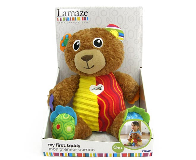 Lamaze My First Teddy