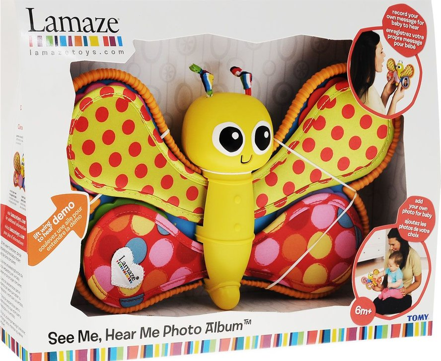Lamaze Hear Me, See Me Photo Album