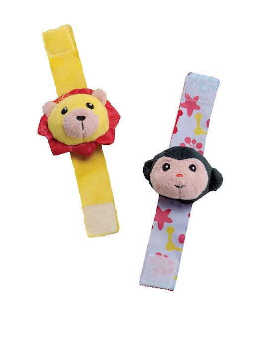 Manhattan Savanna Wrist Rattle Set
