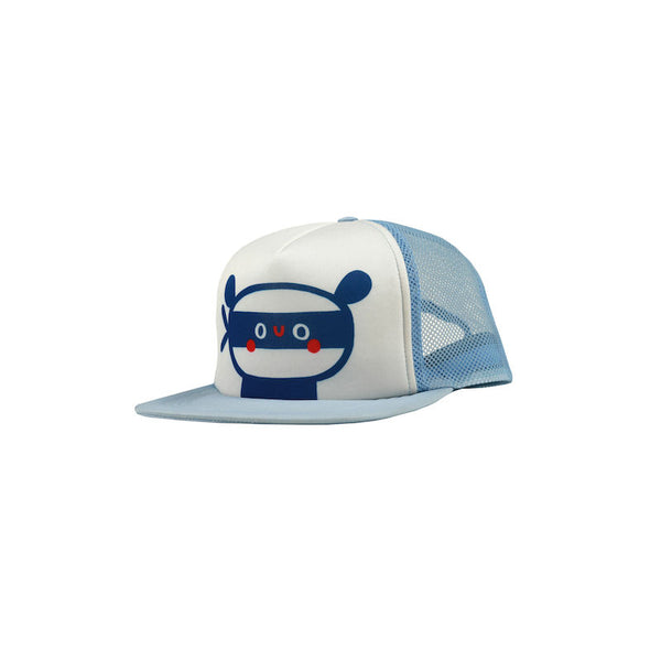 Kukukid Cap Light Blue Panda