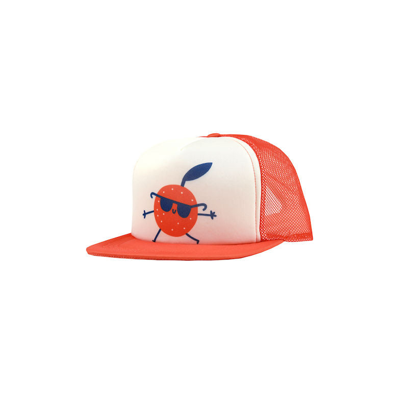 Kukukid Cap Orange