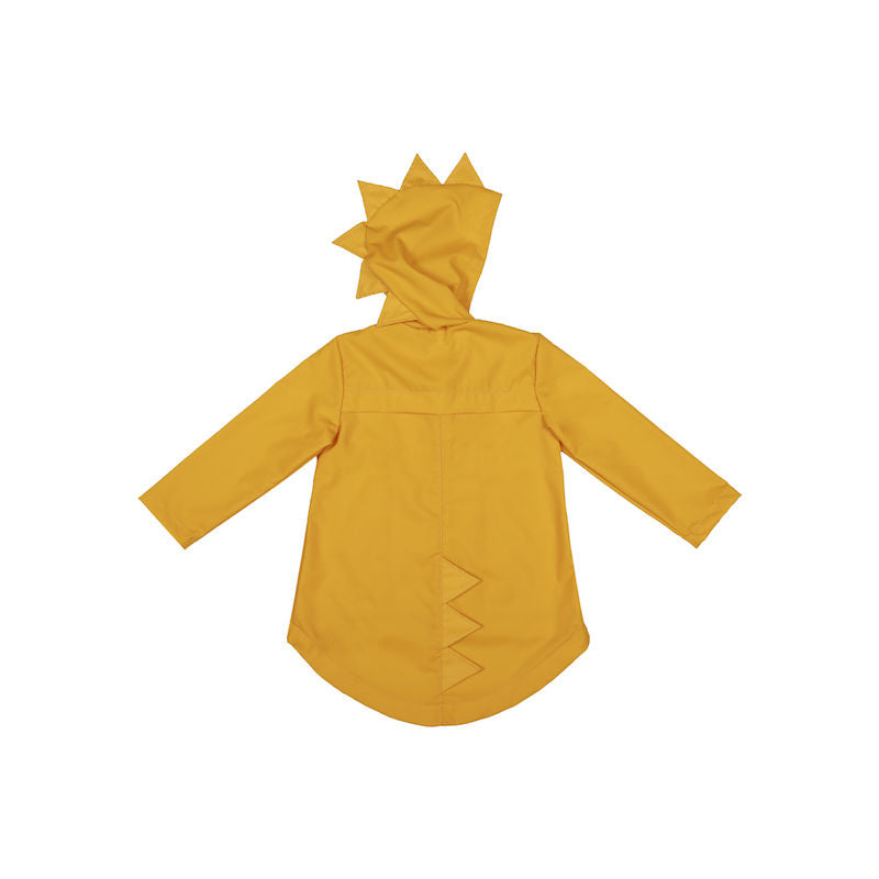 Kukukid DINO RAINCOAT Yellow