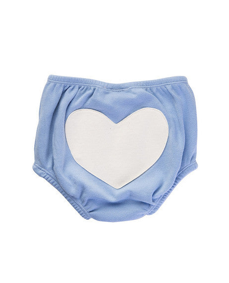 Sapling Blue Heart Bloomers
