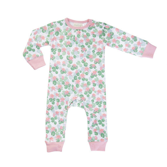 Sapling Floating Lotus Romper