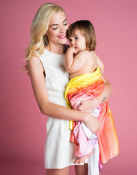 Sapling Sunset Hour Snuggle Wrap