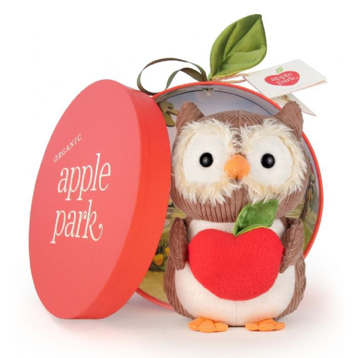 Apple Park Picnic Pals Owl