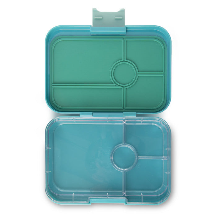 Yumbox Tapas Large Bento Lunchbox antibes blue - 4 Compartment