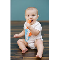 Boon Gnaw Teether Blue/Orange
