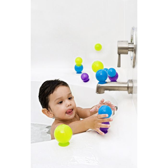 Boon Bubbles Bath Toy Blue