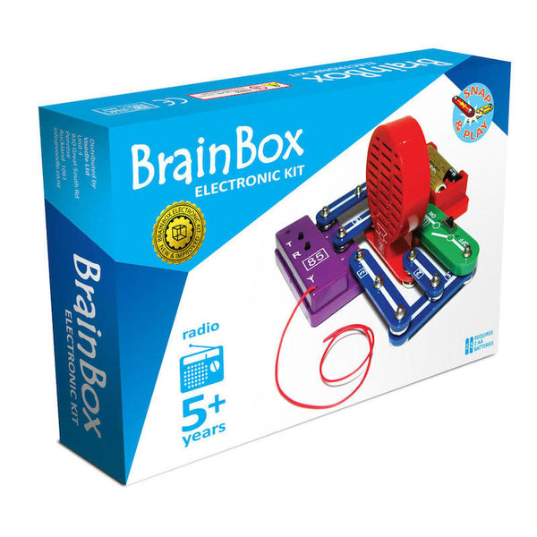 Brain Box FM Radio Exp Kit
