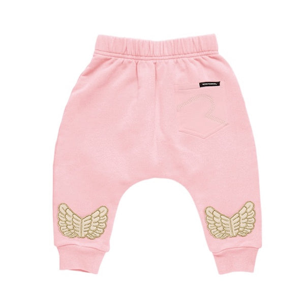 Rock Your Baby Pink Fairy Track Pants