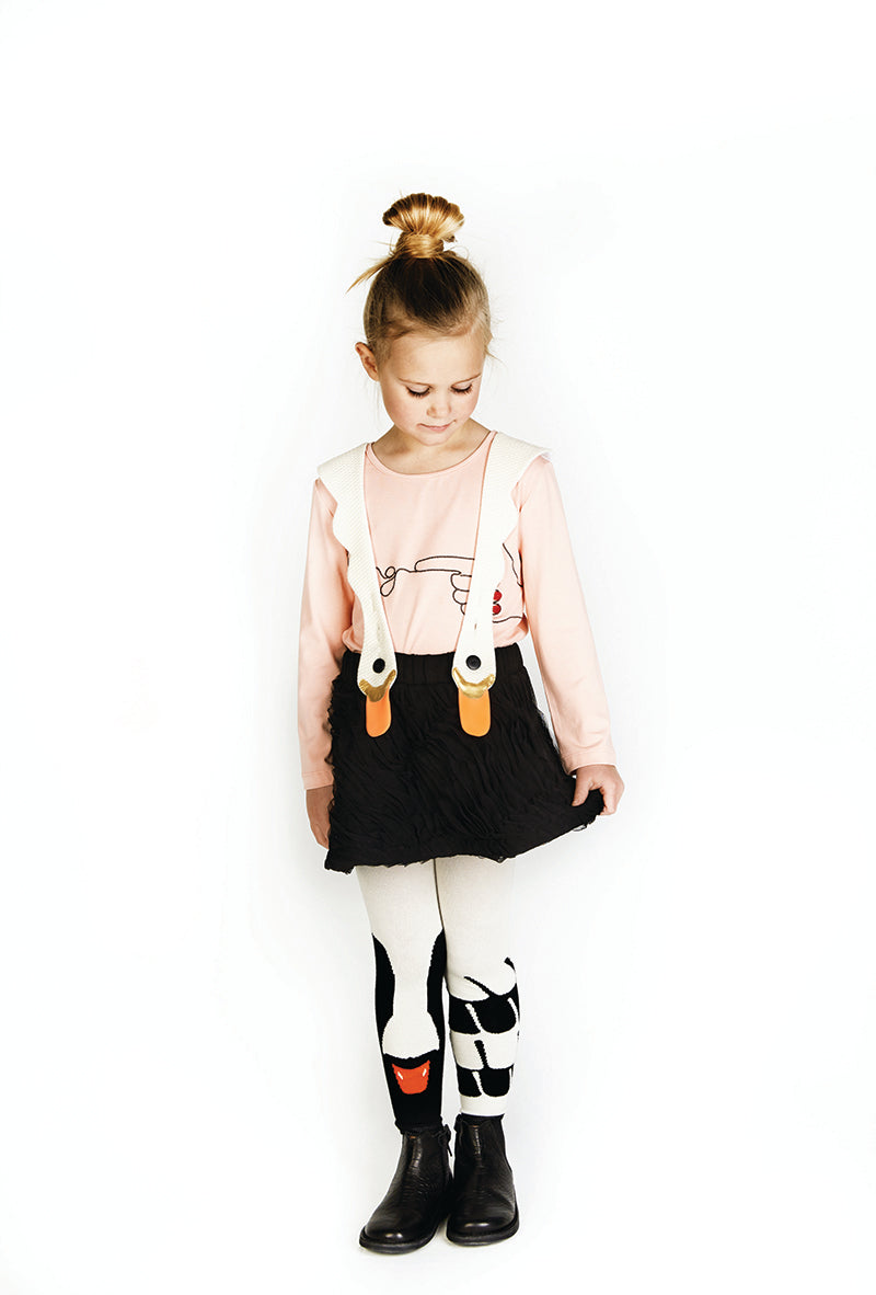 Bangbang Copenhagen Bird Girl Dress