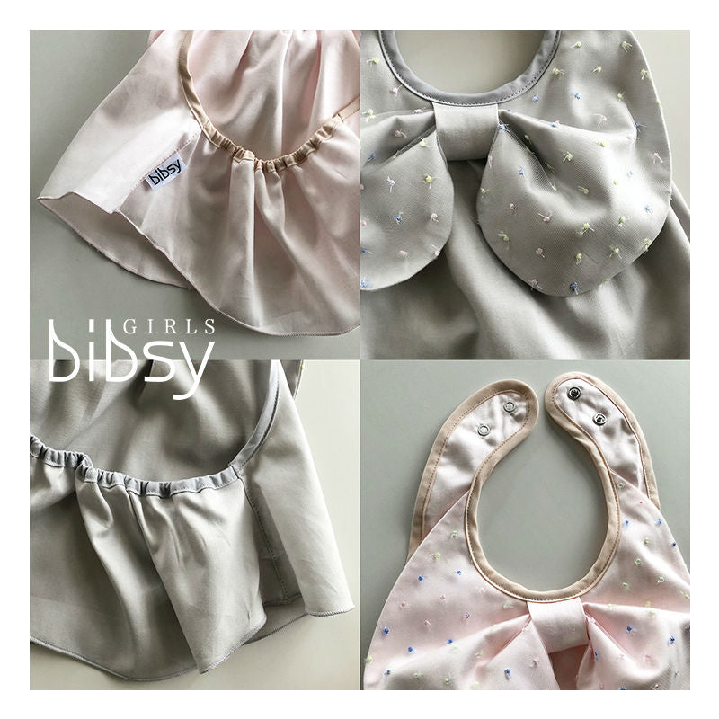 Bibsy - Dot Ribbon
