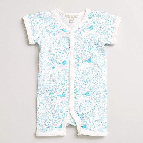 Wilson & Frenchy Under the sea growsuit