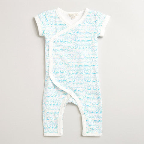 Wilson & Frenchy Little ink dot kimono growsuit