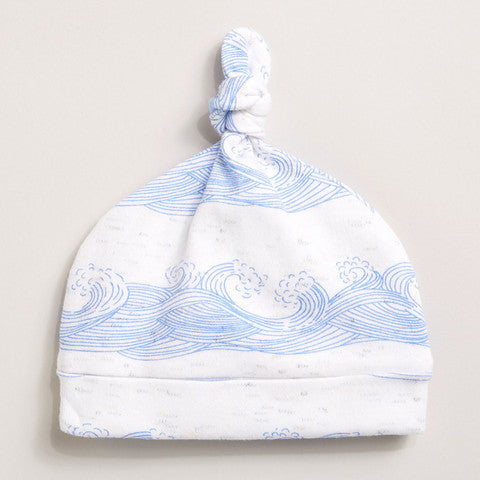 Wilson & Frenchy Rolling tides Knot hat