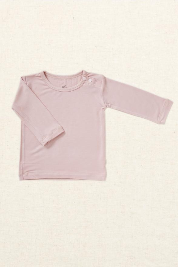 Boody Long Sleeve Top Rose